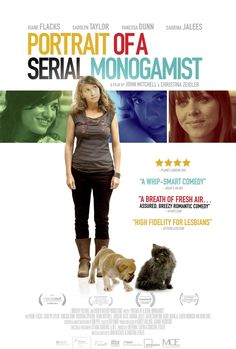 Portrait of a Serial Monogamist (2015) Film Poster