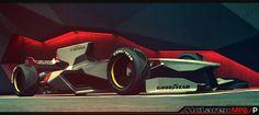 Future McLaren Project (pic via reddit) a través de Formula 1 Fans On Google+ #F1