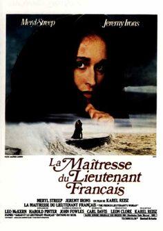 1982 LA MAITRESSE DU LIEUTENANT FRANCAIS