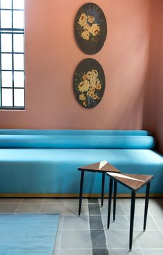 Casa Fayette interiors by Dimore Studio. Habita Hotels, Guadalajara, Mexico