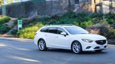 Mazda 6 Wagon 2018 Performance Test