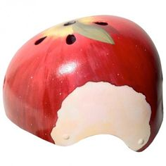 Custom Apple Helmet