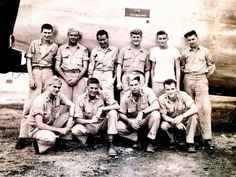 """Family members are on a mission 75 years later to recover the remains of hero Air Force """"Long Rangers"""" on small Pacific island Bossier City Louisiana, Master Sergeant, Group Poses, Twist Of Fate, Ranger, Air Force, Coast, Hero, Island"""