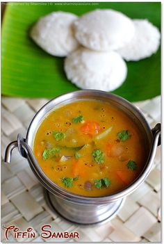 Tiffin sambar is mittus fav either with idli, dosa or even ven pongal . When it comes to hotel sambar nothing can beat annapoorna samb. Methi Recipes, Veg Recipes, Indian Food Recipes, Asian Recipes, Vegetarian Recipes, Cooking Recipes, Snacks Recipes, Kootu Recipe, Sambhar Recipe