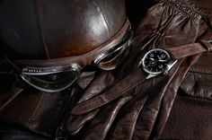 Timeless leather (Bell & Ross Vintage)