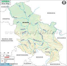 serbia rivers ile ilgili görsel sonucu