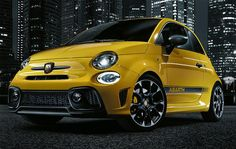 Fiat revealed this week the 2017, updated, version of the Abarth 595. The new version of the high performance Fiat 500 is g.