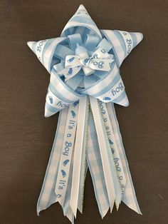 It's A Boy Mommy to Be Corsage Daddy to be Corsage by PathysDesign