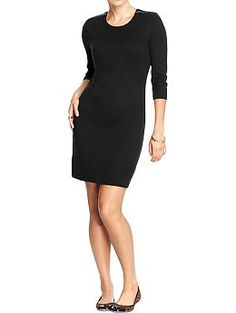 Women's Rugby-Stripe Sweater Dresses | Old Navy | Virtual Closet ...