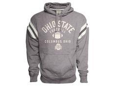 J America NCAA Men's Football Vintage Athletic Hoodie