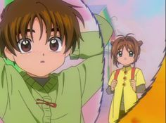 Syaoran and Sakura <3