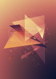 Обожаю! SHAPES AND LINES by Carmelaine Antonio, via Behance