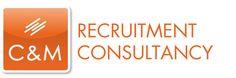 C & M Recruitment Consultancy logo Hr Logo, London Manchester, Consulting Logo, Surrey, Logos, Travel, A Logo, Viajes, Traveling