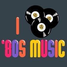 80's Music is Awesome!=)