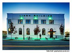 The Linen Building by Linen.Building, via Flickr