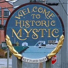 Mystic Seaport, CT -- a quaint, historic New England town. Great fun for kids. by janell