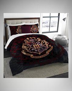 Harry Potter Twin/Full Comforter
