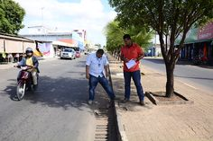 Prefeitura visita obras em pontos críticos de alagamento #pmbv #prefeituraboavista #boavista #obras #roraima