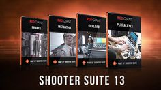 Shooter Suite 13 is Now Available from Red Giant