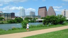 This is where I want to spend my life...Austin (trails, water, city, music...what's not to love)