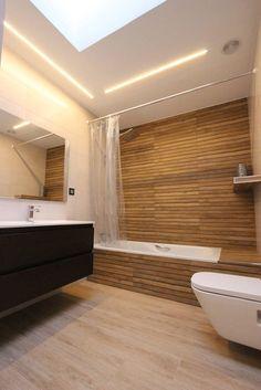 8 foto di bagni dove il legno la fa da padrone (di Claudia Adamo)