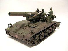 M110 203mm SPG