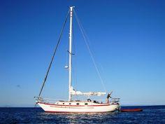 1983 Pacific Seacraft Crealock 37 Sail Boat For Sale - www.yachtworld.com