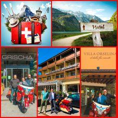 """Aus Anlass des montäglichen #schweizempfiehlt Tages, will ich eine Lanze für die Schweizer Hotellerie brechen und stelle Dir stellvertretend drei Hotels vor. Das Hotel Grischa in Davos wird von Cyrill Ackermann geführt. Für Motorradfahrer bestens geeignet und für mich immer wieder ein Halt wert. Cyrill und ich haben uns während des Nachdiplomstudiums zum dipl. Hotelmanager NDS HF der Hotellerie Suisse kennengelernt. Das Hotel Jungfrau Wilderswil ist im Besitz der Seeburg, welche """"Chancen und… Davos, Das Hotel, Motor, Hotels, Villa, Social Media, Restaurant, Indian, Pictures"""