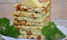 Nejlepší slané palačinky s česnekem, sýrem a bylinkami – magnilo