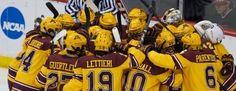 Minnesota Golden Gophers vs. St. Cloud State Huskies Hockey Minneapolis, Minnesota  #Kids #Events