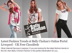 Latest #Fashion #Trends at #Bally_Chohan's Online Portal #Liverpool #UK