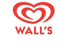 Wall's is an ice cream that sell many popular ice creams .e.g. Cornettos and Magnums. This is the logo for the Wall's company.