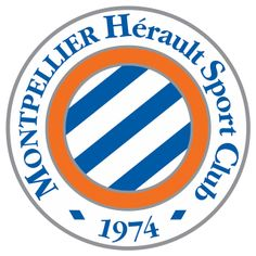 Montpellier Hérault Sport Club (Montpellier HSC) | Country: France. País: Francia. | Founded/Fundado: 1974 | Badge/Crest/Logo/Escudo.