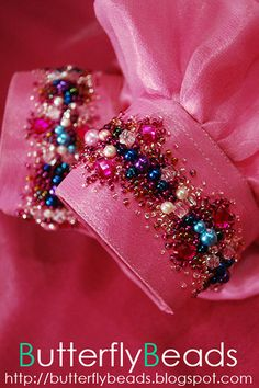 Crumble Mumble by Butterfly_Beads, via Flickr