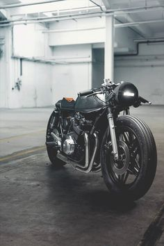 Vehicles // Cafe Racer Style © | Assured To Inspire