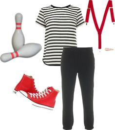 "can all the circus people match? ""SEUSSICAL CIRCUS JUGGLER"" by alycurry on Polyvore"