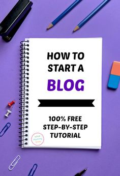 If you want to learn how to start a blog to make money, you HAVE to read this! There's a difference between a blog started for fun vs a blog that actually makes money. This blogger explains it all in extreme detail! She even has a free printable step-by-step tutorial so it's all laid out for you!! So glad I found this.