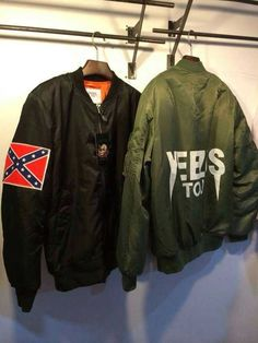 YEEZUS tour MA1 jackets limit edition yeezy black colors in Clothing, Shoes & Accessories   eBay