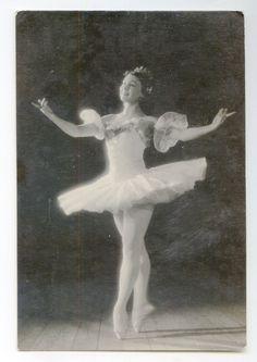 Very rare Soviet postcard. 1955. Russian ballet. Struchkova. | eBay