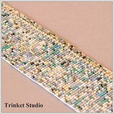 #Earrings, #necklace, #TrinketStudio, #Beading, #Swarovski, #peyot , #geometrical, Polandhandmade.pl , #Polandhandmade , #beadedbeads , #loom, #bracelet