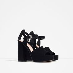 PLATFORM SANDALS-SHOES-WOMAN-COLLECTION AW16 | ZARA United States