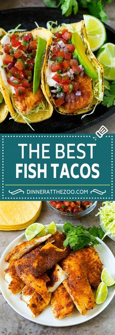dinneratthezoo tacotuesdady tilapia avocado recipe dinner tacos fish Fish Tacos Recipe Tilapia Fish TacosYou can find Tilapia recipes and more on our website Seafood Recipes, Gourmet Recipes, Mexican Food Recipes, Soup Recipes, Dinner Recipes, Cooking Recipes, Healthy Recipes, Fish Taco Recipes, Tilapia Fish Recipes