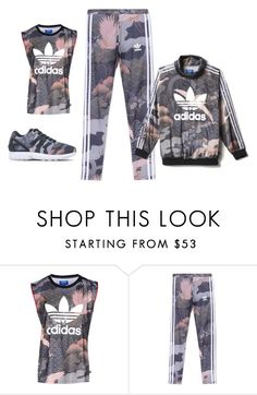 """Rita Ora for Adidas"" by carlafashion-246 ❤ liked on Polyvore featuring adidas Originals and adidas"