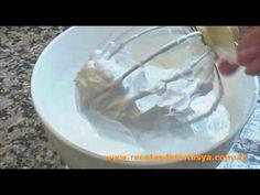 Merengue Italiano - Recetas de Tortas YA!