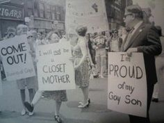 I will not be a closet mother <3