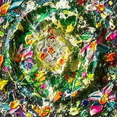 Stunning work from Good Art Guide member from @andrewalanart Check out their page at http://ift.tt/2dggDEI  #garden #sculpture #gardening #art #artgifts #textureart #grass #florals #mixedmedia #build #depths #beautifulart #luxury #shanghai #unusual #unique #creativeprocess #creatives #canvas #ripple #earth #organic #abstract #brightcolors #shadowsense #shade #photoofday http://ift.tt/2d1ZImK