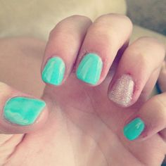 Goin back to Shellac....I like growing out my own nails