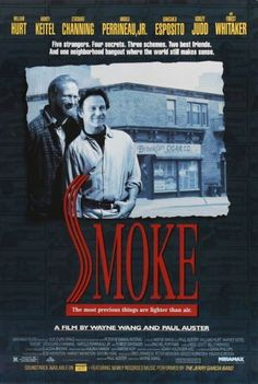 Smoke Movie Poster 24inx36in