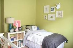 toddler boy girl sharing room ideas - Google Search