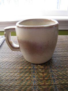 Frankoma Pottery Mug by magpiesfancyshop on Etsy, $8.00